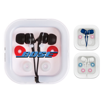 Picture of Extended Base Ear Phones