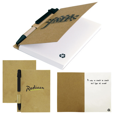 Picture of The Aria Recycled Notebook