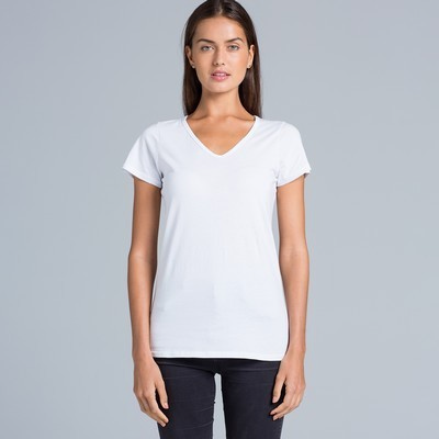 Picture of Bevel V-Neck Tee