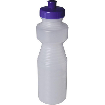 Picture of Ergonomic Drink Bottle 750ml Clear