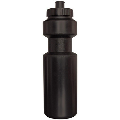 Picture of Triathlon Drink Bottle 750ml Black