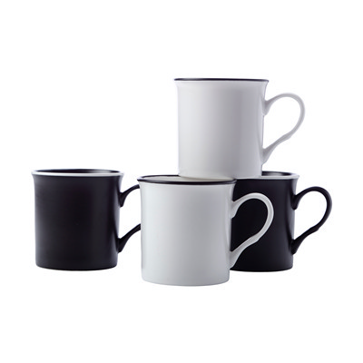 Picture of Manhattan Mug 310ML Set of 4 Gift Boxed
