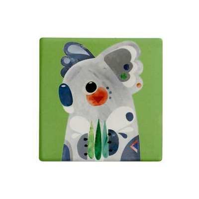 Picture of M&W Pete Cromer Ceramic Square Tile Coas