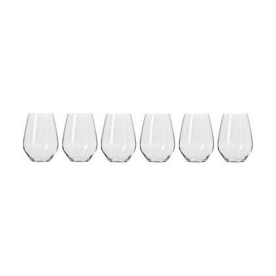 Picture of Krosno  Harmony Stemless Wine Glass 540M