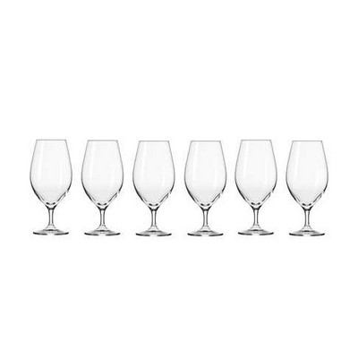 Picture of Krosno  Harmony Beer Glass 400ML 6pc Gif