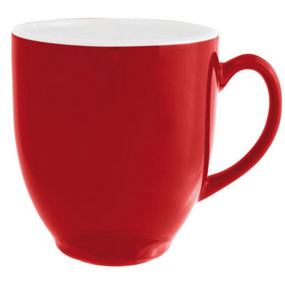 Picture of Broadway Mug Glosss RedWhite