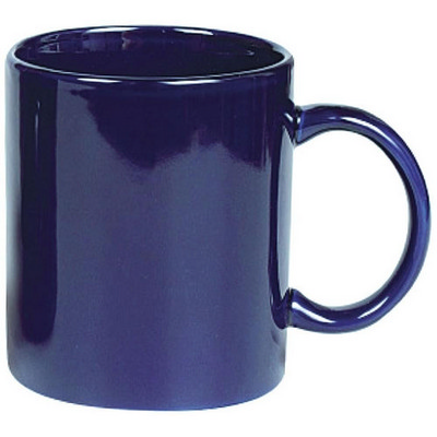 Picture of Can Mug Gloss Cobalt