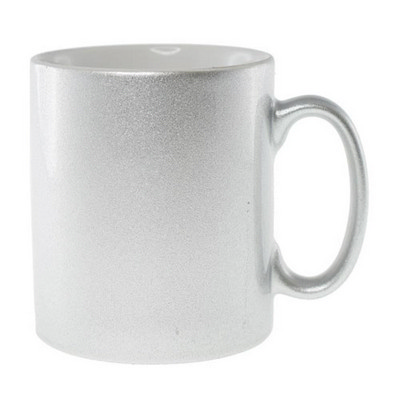 Picture of Sublimation Classic Can Mug SilverWhite