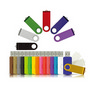 Mix N Match Flash Drive 4GB (USB2.0)