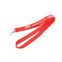 Ln016 Tubular Lanyards - 12.5Mm Wide