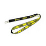 Ln014 Woven Lanyards - 25Mm Wide