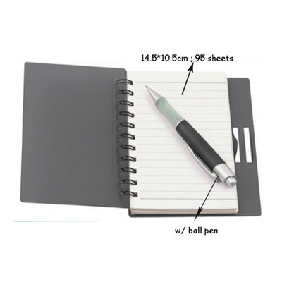 Picture of Ds018 Notebook With Pen