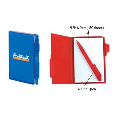Picture of Ds024 Memo Holder With Ball Pen
