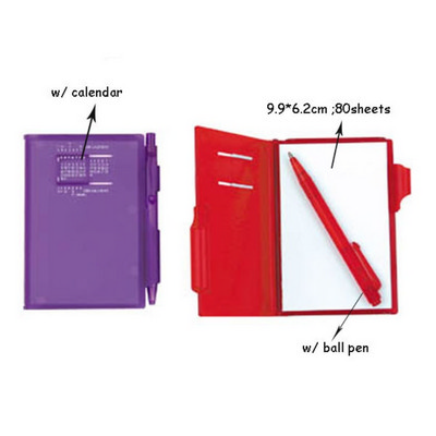 Picture of Ds025 Memo Holder With Ball Pen