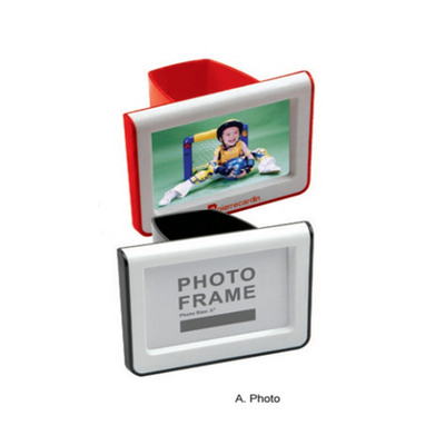 Picture of Ds075C Pen Holder With Photo Frame