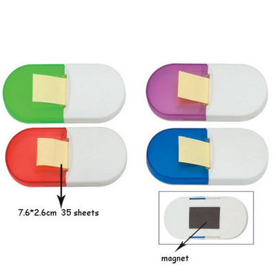 Picture of Ds151 Memo Pad Holder With Magnet