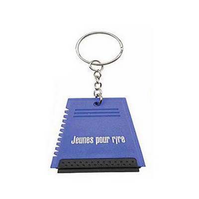 Picture of Ds166 Ice Scraper With Keyring