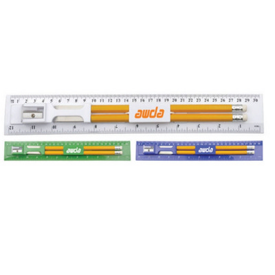 Picture of Ds207 Ruler Set