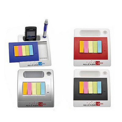 Picture of Ds209 Pen Holder With Memo Pad