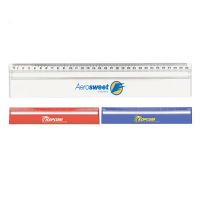 Picture of Ds256 30Cm Ruler Magnifying
