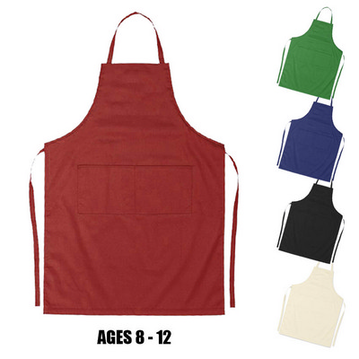 Picture of Ap003 Junior Cotton Apron (Age: 8-12)
