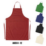 Ap003 Junior Cotton Apron (Age: 8-12)