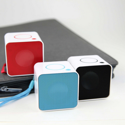 Picture of Bts001 Square Blue Tooth Speaker