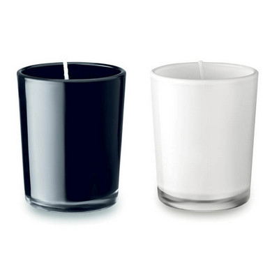 Picture of Cd001 Glass Candle