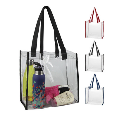Picture of Ctb001 Clear Tote Bag
