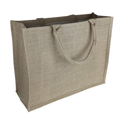 Picture of Jtb001 Jute Bag Natural
