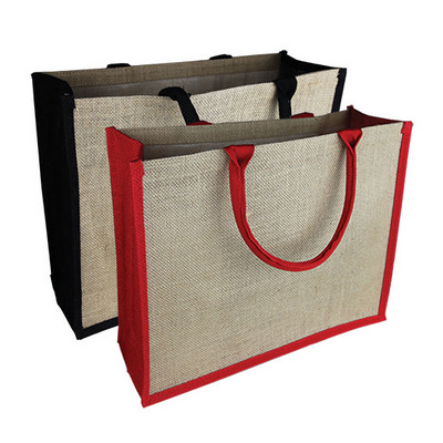 Picture of Jtb002 Jute Bag Colored
