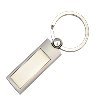 Picture of Krs004 Silver Panel Key Ring