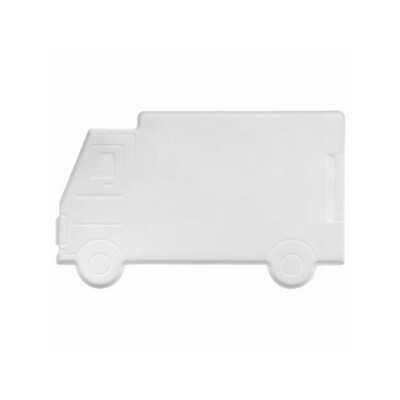 Picture of Mt002 Truck Shape Mint Card