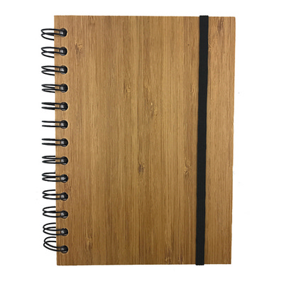 Picture of Nb008 B6 Bamboo Note Book