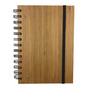 Nb008 B6 Bamboo Note Book
