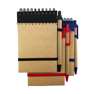 Picture of Nb009 Banya Recycled Paper Jotter Pad