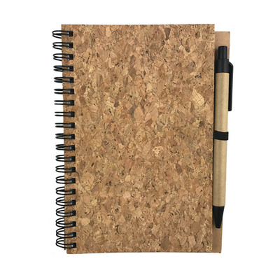 Picture of Nb013 Fatino B6 Cork Note Book