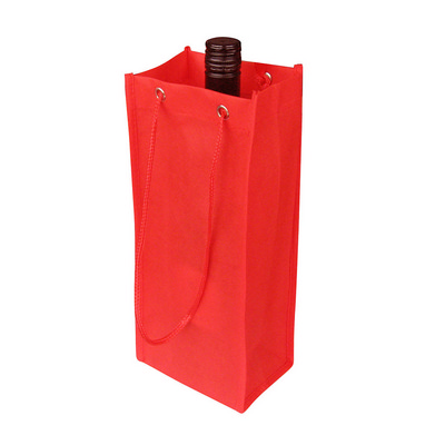 Picture of Nwb012 Non Woven Single Bottle Bag