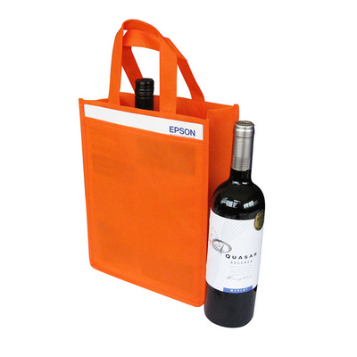 Picture of Nwb013 Non Woven 2 Bottle Bag