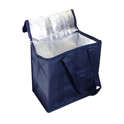 Picture of Nwb016   Non Woven Cooler Bag With Zippe