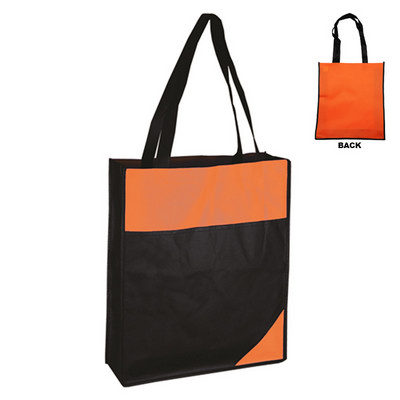 Picture of Nwb019 Non Woven Bag With Mix Colour