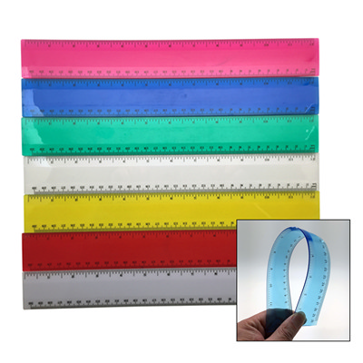 Picture of Pr002  Pvc Soft Plastic Ruler