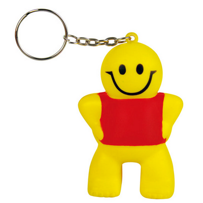 Picture of Skr001  Stress Little Man Key Ring