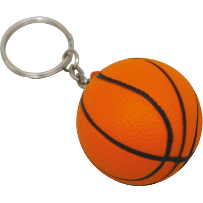 Picture of Skr013  Stress Basketball Keyring
