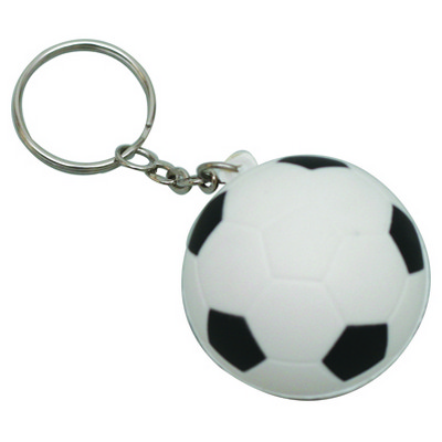 Picture of Skr015  Stress Soccerball Keyring