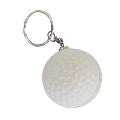 Picture of Skr017  Stress Golfball Keyring