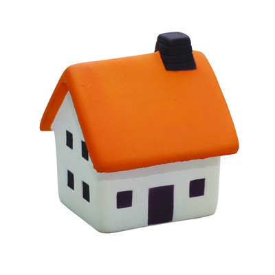 Picture of Ss014  Stress House Orange Roof