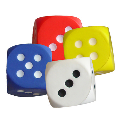 Picture of Ss048  Stress Small Dice