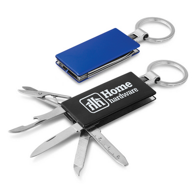 Picture of Multi-function Metal Key Ring