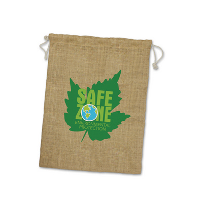 Picture of Jute Gift Bag - Large